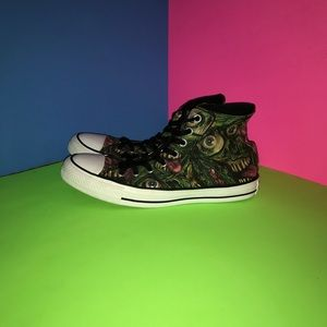 Converse Zombie Monster Edition